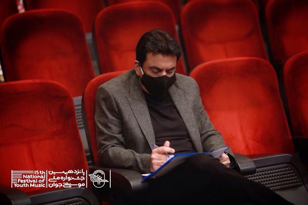 دكتر عماد توحیدی :تنوع در دیدگاه موسیقیایی داوران رویداد مبارکی برای شرکت کنندگان است