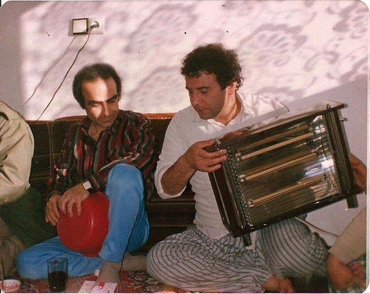 خاطره بازی با عکسی قدیمی از جواد یساری